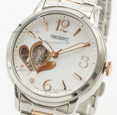 Automatic watch Semi Skeleton Ladies