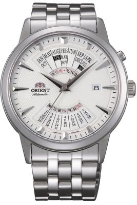 Orient Automatik Herrenuhr Multiyear Sport FEU0A003WH + Box