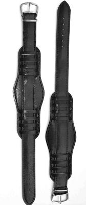 Unterzugarmband  a.f. Allergiker 18mm 2Stck