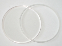 Orig. Crystal Glass & Gasket for all CEM/EM/FEM65.. Models