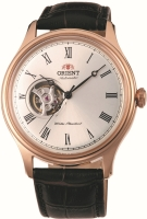 Orient Automatik Semi Skeleton Herrenuhr FAG00001S0 + Box