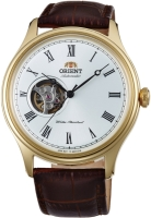 Orient Automatik Semi Skeleton Herrenuhr FAG00002W0 + Box