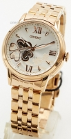 Automatic watch Semi Skeleton Ladies