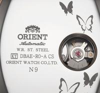 Original Automatik Damenuhr + Box FDBAE004W0
