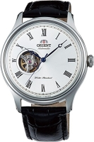 Orient Automatik Semi Skeleton Herrenuhr FAG00003W0 + Box