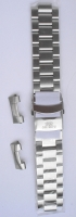 Original stainless steel bracelet for EM75..